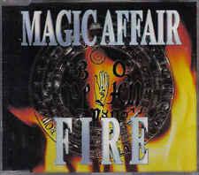 Magic Affair-Fire cd maxi single