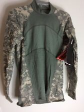 Massif Flame Resistant FR Army Combat Shirt Multicam Small NWT