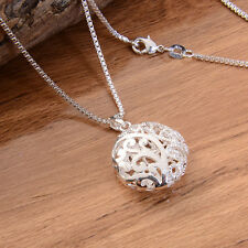 new Fashion 1pcs  925 Silver  Lovely  jewelry Pendant gift N-25