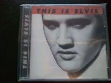 EXTREMELY RARE ELVIS PRESLEY CD - THIS IS ELVIS - PRESTO RECORDS