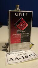 Unit Instruments Ufm-8165 Mass Flow Controller Mfc Amat 0190-08932-002 Used