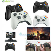 Wired / Wireless Game Controller Gamepad Joystick for Microsoft Xbox 360 Slim PC