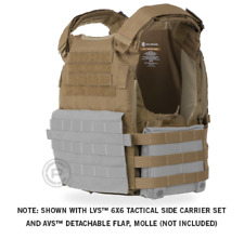 Crye Precision - LVS Tactical Cover - Coyote - Small