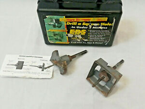 Armeg EBS Single Electrical Back Box Socket Cutting Set