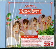 RED VELVET-SAPPY-JAPAN CD+DVD H40
