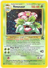 Pokemon Card - Black Star Promo #13 - VENUSAUR (holo-foil) - NM/Mint