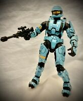 McFarlane Toys Halo 3 Series 5 SPARTAN SCOUT Action Figure with Gun (2009)