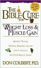 B004U6GT9Q The Bible Cure For Weight Loss And Muscle Gain Publisher: Siloam