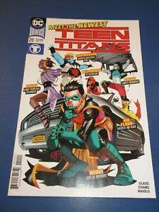 Teen Titans #20 NM Gem Wow