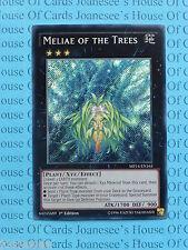 Meliae Of The Trees MP14-EN165 Secret Rare Yu-gi-oh Card Mint 1st Edit New
