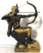 The Hunting King Sculpture (KING TUT) Toscano Design ~ New In Box W/issue