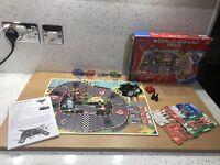 Ravensburger Cars 2 World Grand Prix board game Disney