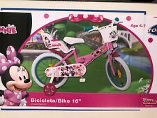 Bicicletta Minnie 16 Bambina