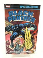 Revenge of the Black Panther Epic Collection Marvel Comics TPB Brand New