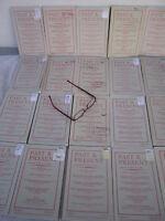 Popular Pop Culture Gift Lot Past & Present journal of historical studies '73