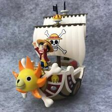 Anime One Piece The Straw Hat Pirates THOUSAND SUNNY Luffy PVC Figure New In Box