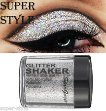 Stargazer HOLOGRAM Loose GLITTER Shaker Silver Holographic Iridescent Eyeshadow