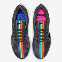 NIKE ZOOM PEGASUS Turbo BETRUE Running Trainers Lifestyle Shoes Ltd Ed. Pride