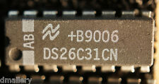 NOS NS DS26C31CN    Qty 1      Ship in USA Tomorrow!