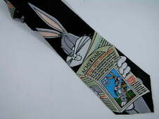Bugs Bunny Tie Looney Tunes USPS Stamp Collection