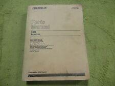 Caterpillar D3B 27Y1-99999 CAT Tractor Parts Manual Book