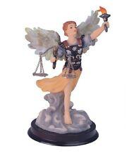 "6"" Inch Archangel Uriel Statue Figurine Figure Religious San Saint Angel"