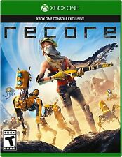 XBOX ONE RECORE BRAND NEW - FREE 1ST CLASS SHIPPING - OVER 100,000 FEEDBACK