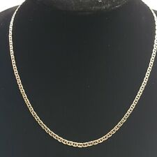 925 Sterling Silver Gucci Link Chain 19""