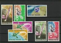 Republic Togolaise Space Rockets Satellites Mint Never Hinged Stamps Ref 23713