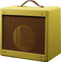 Mojotone Narrow Panel Tweed Champ® Style Cabinet
