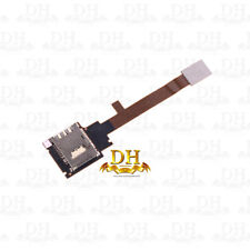 For LG G Pad 10.1 V700 VK700 SD Sim Card Tray Connector Slot Flex Cable Replace