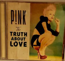 Pink CD Truth About Love 2012