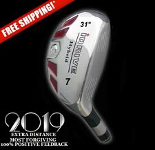 IDRIVE Hybrid Irons (your choice) 2 3 4 5 6 7 8 9 PW SW LW Graphite or Steel