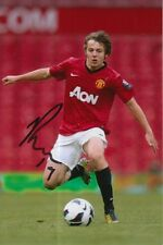 MANCHESTER UNITED HAND SIGNED BEN PEARSON 6X4 PHOTO.