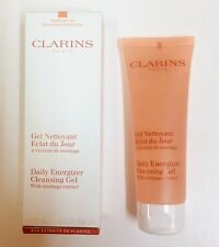 Clarins Daily Energizer Cleansing Gel 75ml NEW