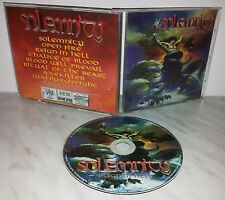CD SOLEMNITY - REIGN IN HELL