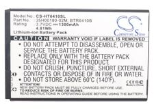 Replacement Battery For HTC BTR 3.7v 1300mAh/4.81Wh Mobile, SmartPhone Battery