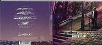 CD DIGIPACK 15T STEPHANE POMPOUGNAC HELLO MADEMOISELLE feat ALAIN CHAMFORT