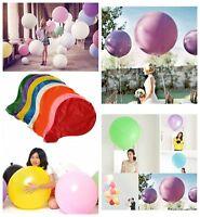 """Ballon 36"""" Latex Hélium Géant Enfant Mariage Anniversaire Gonflable Soirée Noël"""