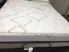 "NEW QUEEN  Tempurpedic  Adjustable Bed w 14""Cool Gel Hybrid Memory Foam Mattress"