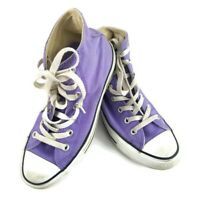 Converse Womens 7 Mens 5 All Star Chuck Taylor Purple High Top Sneakers Shoes