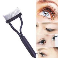 Neu Eyebrow Wimper Comb Pinsel Lash Eyebrow Kosmetik Makeup NEU~