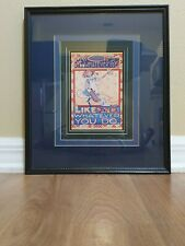 "Mary Engelbreit Matted Framed Print ""To Be Happy"""