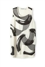 COUNTRY ROAD WOMAN EMBROIDERED BRUSHSTROKE TANK
