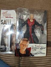 NECA Cult Classics Hall of Fame Jigsaw Killer Saw II Action Figure- NIP