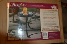 New listing Afterglow 2 in 1 Fire Bowl & Drink Chiller 721015714521