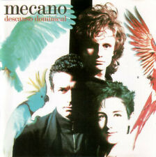 Mecano ‎– Descanso Dominical - CD - EX