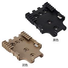 TMC 35-QL22-BK/DE MOLLE Locking System 0305 QL22 QL System Receiver Plate