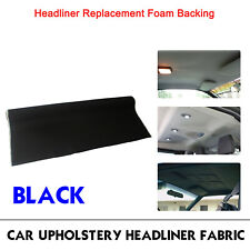 Headliner Replacement Foam Attached Reupholstery/Remedy/ Repair Ceiling 90