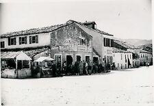VIRPAZAR c. 1940 -  Rue et Commerces Yougoslavie - DIV 3331